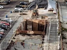 解决堵车问题的新方法,地下隧道已经挖好了!