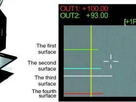 触摸屏与 LCD 模组外观检测