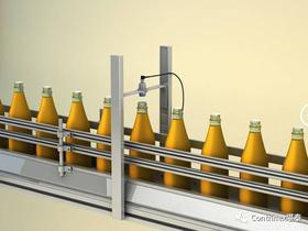 【解决方案】长距离电感式传感器检测食品容器上的铝箔封口的有无