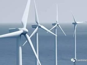 坚固的电感式传感器测量风力涡轮叶片的旋转速度