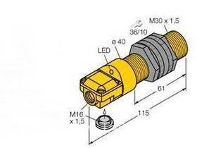 电感式传感器技术分辨率概述