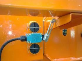 【解决方案】高空作业车中的传感器应用