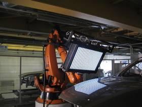 【解决方案】各大汽车厂商如何用传感器检测车漆质量?