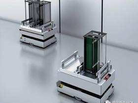 工业4.0   自动导引系统实现自动化生产