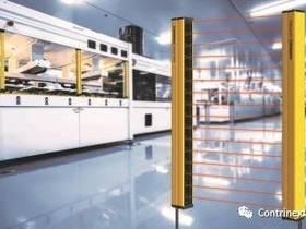 【解决方案】让光为机器安全服务:Contrinex的纤细型Safetinex产品