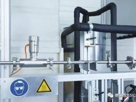 工业4.0 | DOSIC®——用于灵活测量流量的紧凑型不锈钢传感器