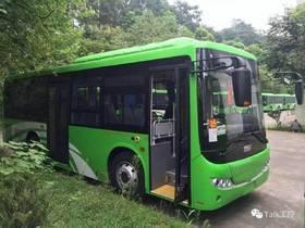 """2020年上海从崇明开始公交实现""""全电动"""""""