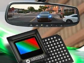 全球首款极高扩展性的下一代汽车图像传感器系列问世