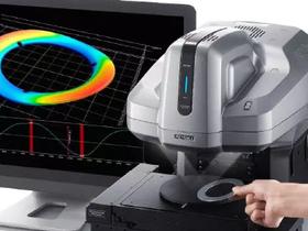 传统轮廓行测量仪与非接触式3D测量仪的较量