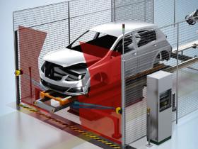 SICK 功能安全服务—— 灵活且高效的入口防护解决方案