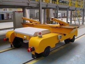 AGV小车系统解决方案