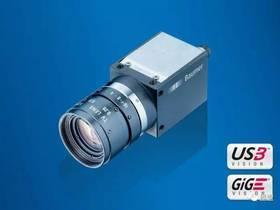 堡盟发布1µs的曝光时间Sony Pregius传感器的CX相机