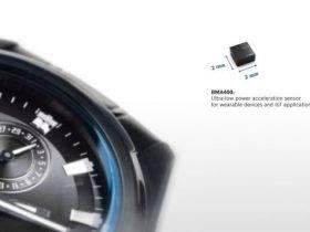 博世传感器 BoschSensortec |带你一览CES展会新品-BMA400和BMI088!