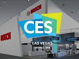 博世 Bosch |玩转2018年CES大会,博世产品提前看!