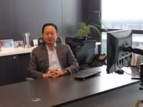西克总经理焦峰先生迎新致辞