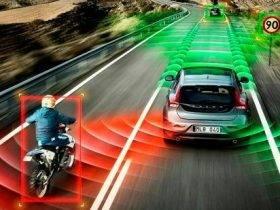 传感器在自动驾驶汽车中的应用