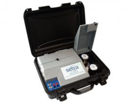 压力校准在微差压环境中的重要性 Setra 西特 Micro-Cal ™  系列模块化压力校准仪