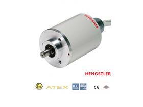 Hengstler 亨士乐 编码器在喷涂机器人的应用