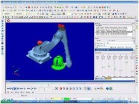 深度剖析各种常用工业机器人离线编程软件