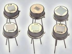 热释电传感器报警系统