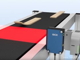 SICK Reflex Array 带有光谱的光电传感器【工控视频】