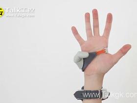Third Thumb 人工第六指传感器 [工控视频]
