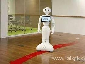 家庭自制机器人工作原理