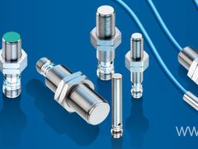 堡盟baumer非接触式金属物体探测用电感式传感器产品系列