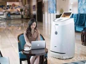 中国工业机器人年度销售额领先全世界