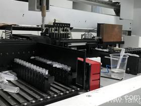 劳易测电子 Leuze 2018CMEF预热第二期-化学发光仪器试管一维码读码应用