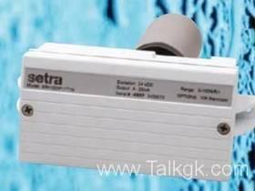 保持建筑物内相对湿度的重要性—Setra 传感器技术 【专题二】