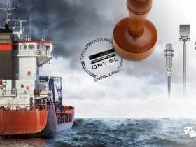 好消息!!!Contrinex的海洋系列传感器通过了DNV GL认证