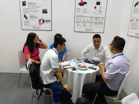 奥泰斯optex | 东莞手机制造展会精彩回顾|新品首秀-薄膜纠偏测量TD1系列