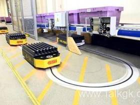 超声波避障传感器在AGV行业中的应用
