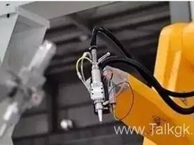 工业机器人技术都包含哪些高科技