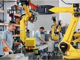 3C领域工业机器人市场前景巨大
