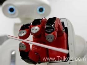 传感器在摘芦笋机器人中的应用