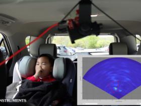 毫米波传感器在检测车内乘坐情况中的应用