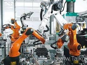 工业机器人助力传统鞋厂产线升级产业转型