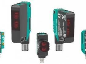 倍加福R200和R201光电传感器可实现更长的检测距离