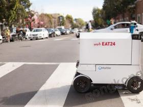 传感器技术在配送机器人中的应用