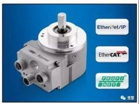 堡盟EAL580绝对值编码器再添EtherNet/IP接口,全系覆盖主流工业以太网协议