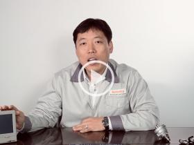 奥托尼克斯高锡珉讲述无纸记录仪【工控视频】