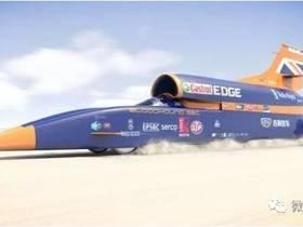 传感器的应用 | 时速1,600公里/小时的超音速汽车—Gems捷迈传感器的应用