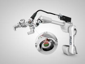 磁性位置传感器在自动化机器人中的应用