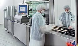 传感器的应用 | 关于食品行业安全来自施迈赛的详细传感器解决方案