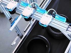 传感器的应用|SICK西克轮胎条码及RFID追溯解决方案