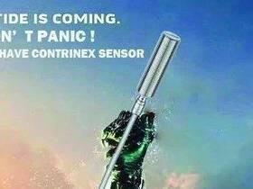 """Contrinex 堪泰海洋系列电感式传感器——传感器界的""""三叉戟"""""""