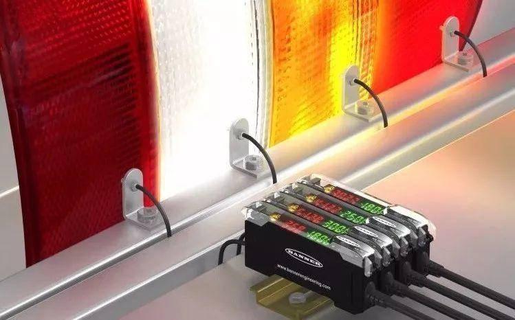 传感器的应用|邦纳光纤放大器家族的应用集锦