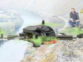 无人机的核心零件MEMS传感器的应用解决方案